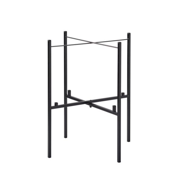 Double Tray Table Stand