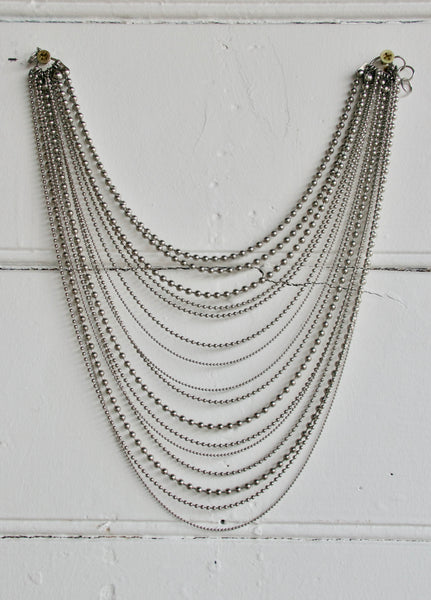 Eva & Mea Sierra Multilayer Necklace