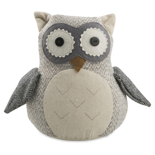 Hoot the Owl Doorstopper