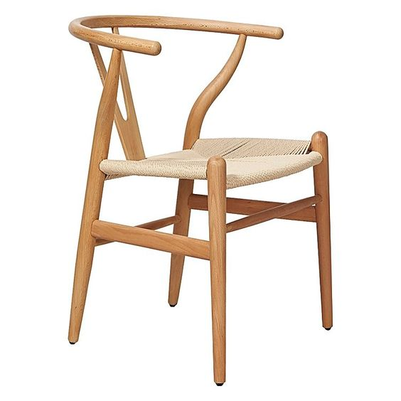 Idoni Replica Hans Wegner Wishbone Dining Chair