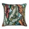 San Benito Blue / Orange Cushion
