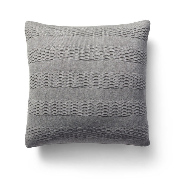 Cotton Knit Cushion