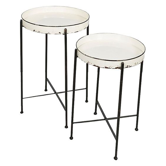 Paysan Side Table (set of 2)