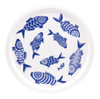 Shoal of Fish Round Tray