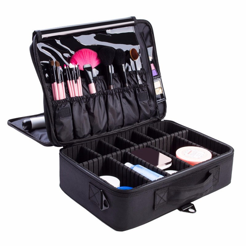 Professional Four Layer Makeup Storage Organizer