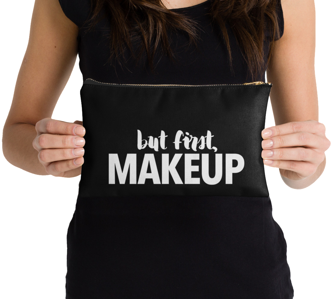 But First, Makeup Classic Pouch