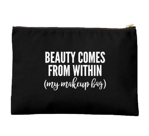 All Things Beauty Classic Pouch
