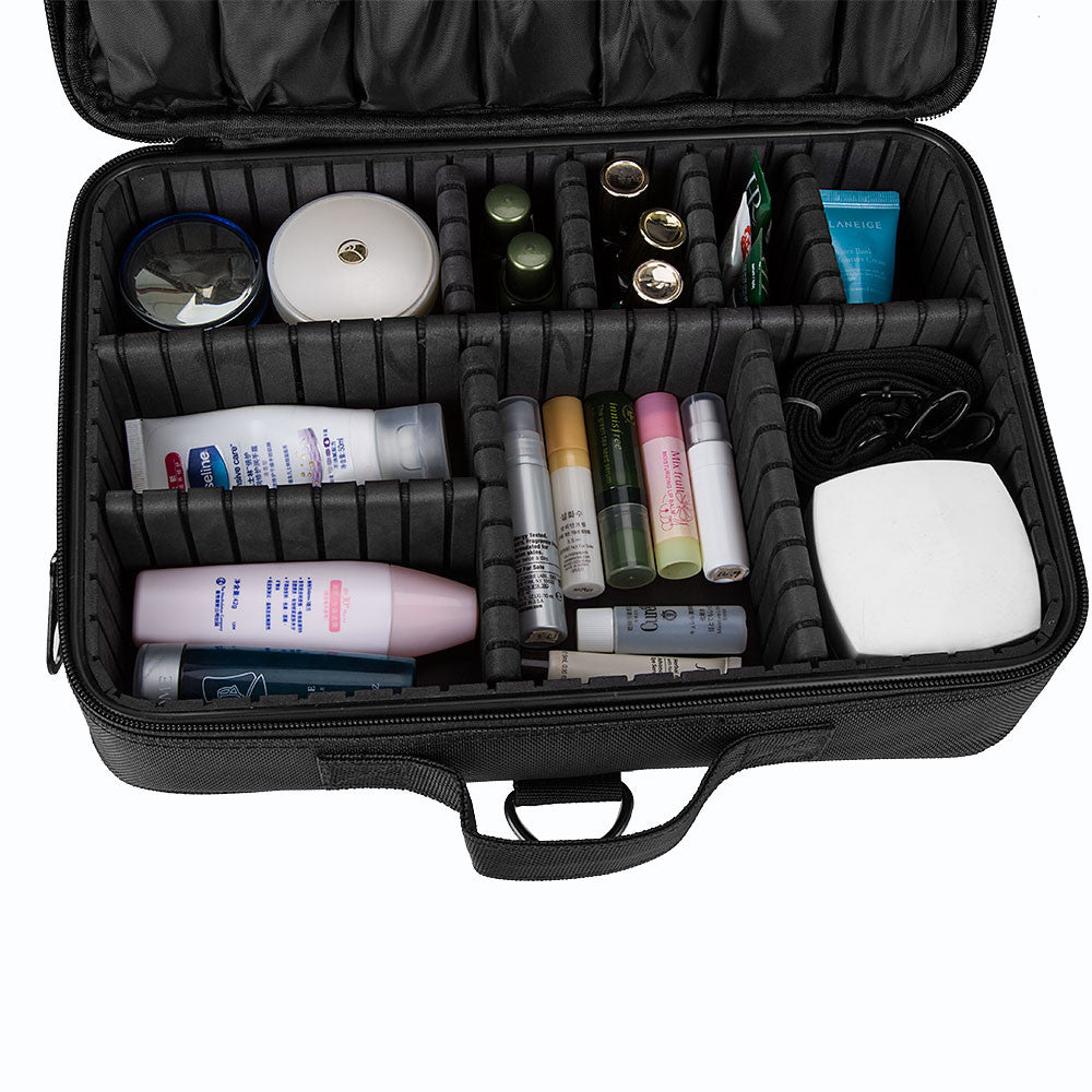 Pro Midi Triple Layer Makeup Storage Organizer