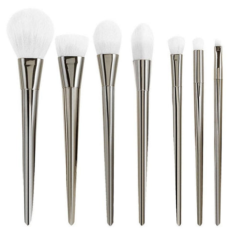 7 pc Makeup Brush Set (2 colors available)