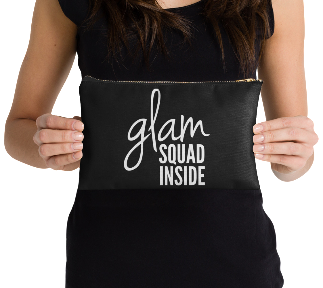 Glam Squad Inside Classic Pouch