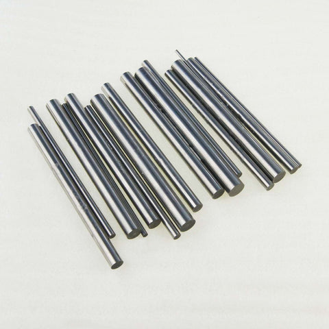 111930 Solid Extruded Tungsten Carbide Round Rod 2mm To 10mm