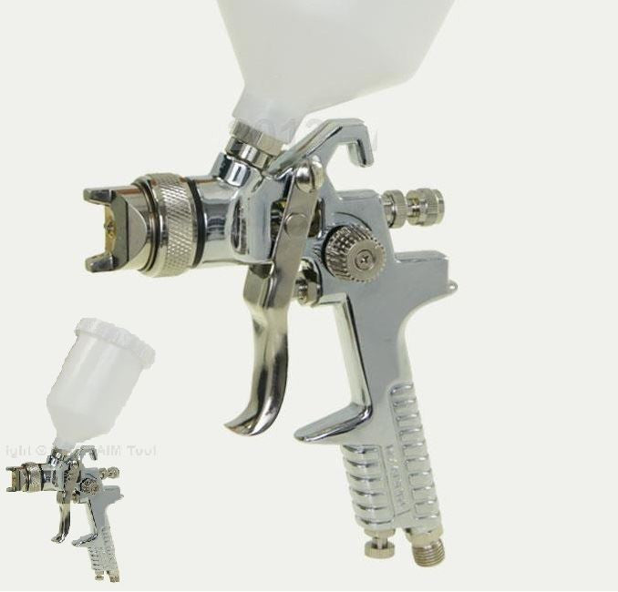 2254204 Professional HVLP Gravity Feed Air Spray Gun 1.4mm