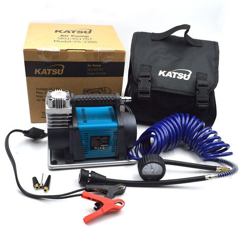 451707  Heavy Duty Car Tire Inflator Heavy Duty 12V, 23A