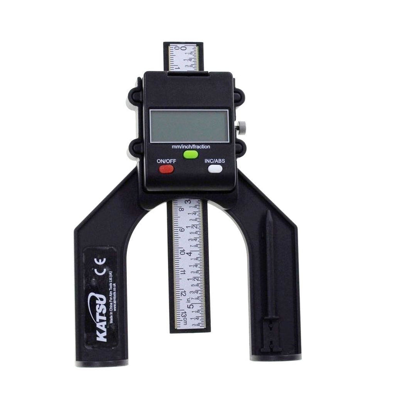 Katsu trimmer Router Digital Depth Gauge
