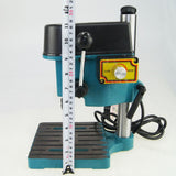 100080 Mini Bench Drill Press Fully Adjustable Speed 100 W 7000 RPM 6.5 mm
