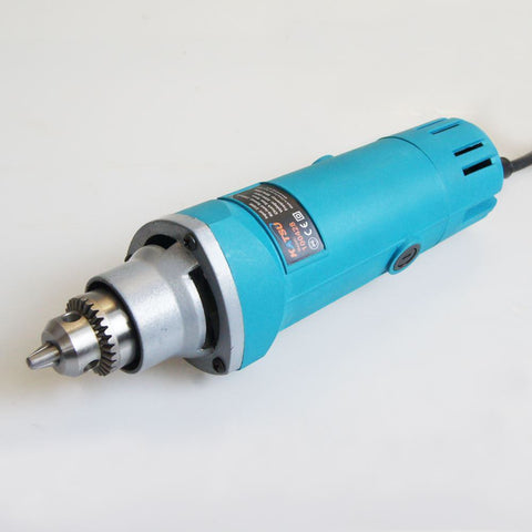 100428 230w Mini Electric Straight Die Grinder Carving Tool
