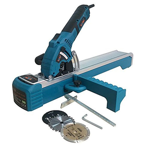 101788  Compact Circular Saw Plunge Cut With Guide 600W