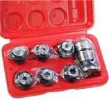 105203 Quick Change Tapping Chuck Set M3 to M12