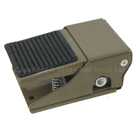 214712A Foot Pedal Air Control Switch 1 In 1 Out