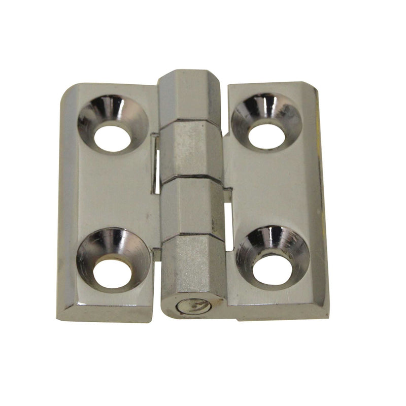 Industrial Hinges with Zinc Alloy 60x60mm 1 Pair