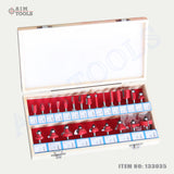 133035 6MM Shank Wood Working Router Bit Set 24PCs