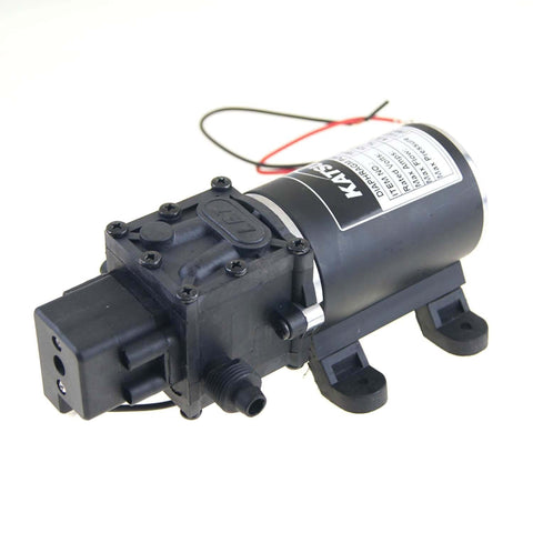151104 DC 12V High Pressure Self-priming Caravan Water Pump