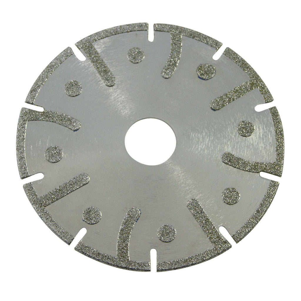 14104036 Professional Electro Plated Diamond Cutting & Grinding Disc 115MM