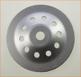 141722 Budget Granite Marble Diamond Grinding Wheel 180mm Turbo