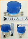 15180813 Cold Water Flow Meter Brass 15mm Dry Dial