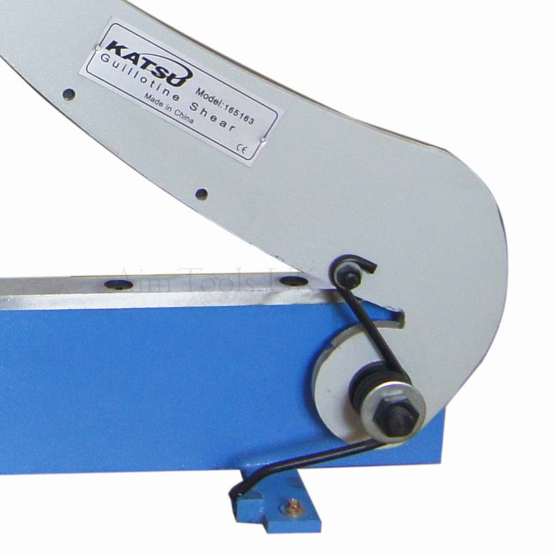 Metal Sheet Hand Guillotine Shear Cutter 500mm