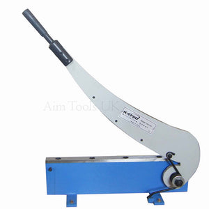 165163 Metal Sheet Hand Guillotine Shear Cutter 500mm