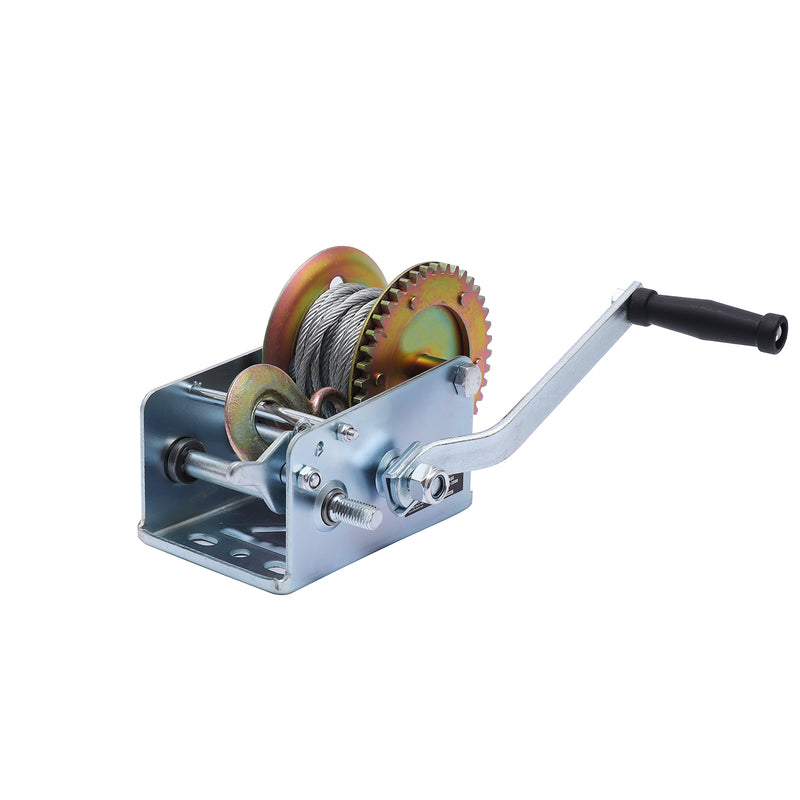 KATSU Hand Winch Wire Cable 1100KG