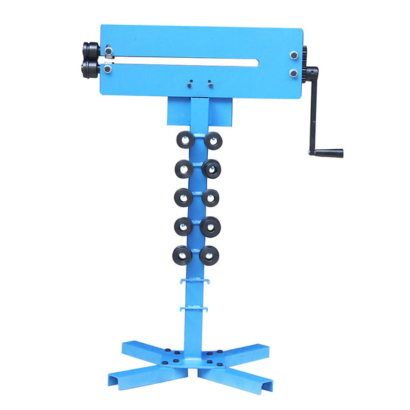 165145 Sheet Metal Manual Rolling Machine 457mm-1.2mm