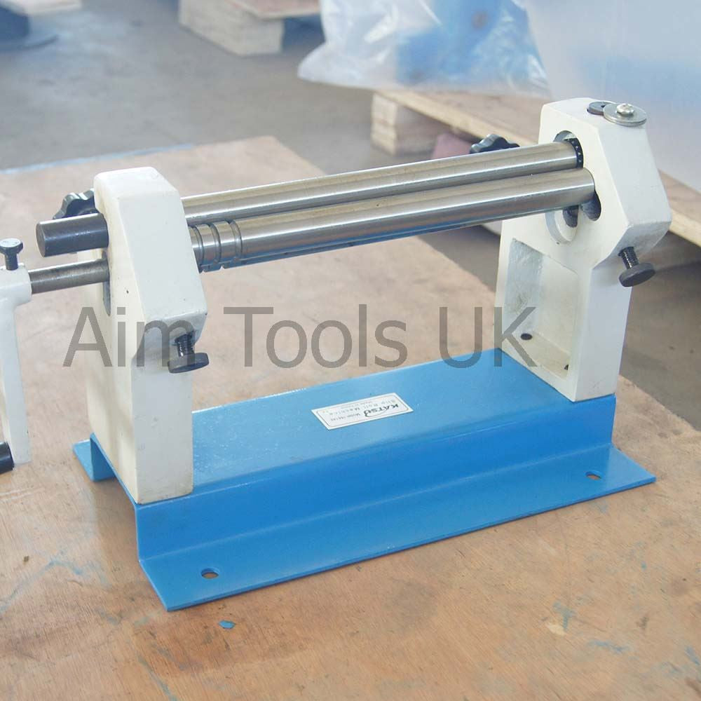 165140 Manual Sheet Metal Rolling Machine 305mm