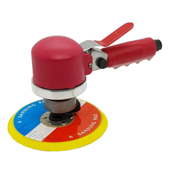 212528 Dual Action Air Sander 150mm