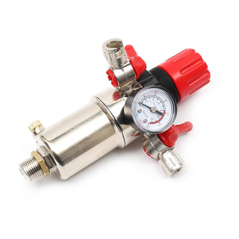 214107 Air Filter Regulator Water Separator 3/8""