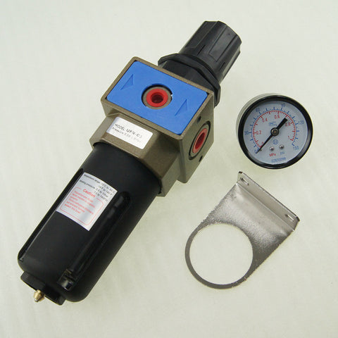 21411103 High Quality Air Filter Regulator UFR-03 3/8""