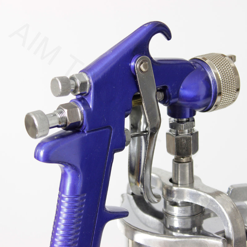 Automotive Siphon Feed Air Spray Gun 4001 Blue
