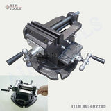 "40228 Swivel Base Pillar Drill Press Working Vice 3"" to 5"""