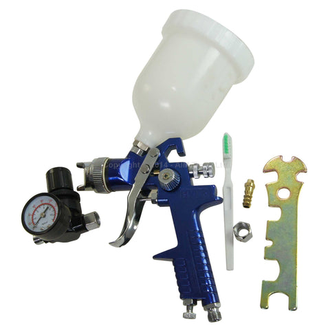 22142120 HVLP Gravity Feed Paint Spray Gun H-827P 2mm