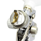 2254208 Professional HVLP Gravity Feed Air Spray Gun 1.8mm