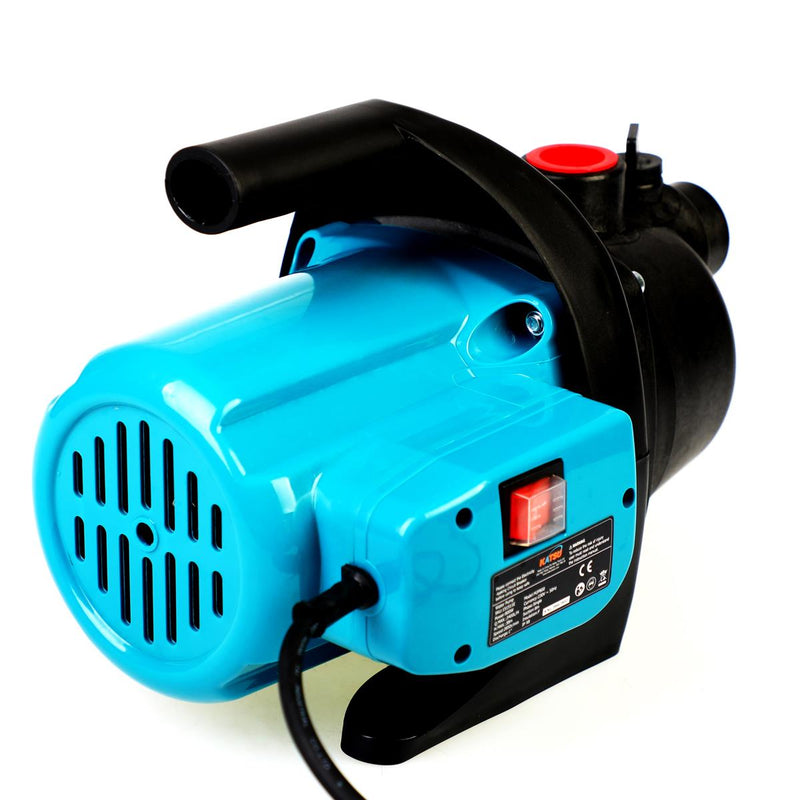 Garden Water Pump Plastic Housing 600W EU Plug