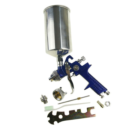 221423 HVLP Gravity Feed Paint Spray Gun H-827G 1.8mm