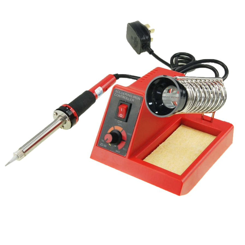Electric iron thermostat soldering station 58W