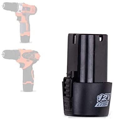 Cordless Drill Replacement Battery For 102000/102001