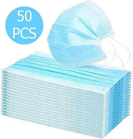 363107 Surgical Mask 3 Ply CE Certified Box of 50PCs