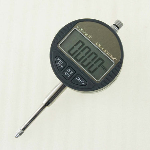 401034 Digital Dial Indicator 0-25.4mm 0.001mm
