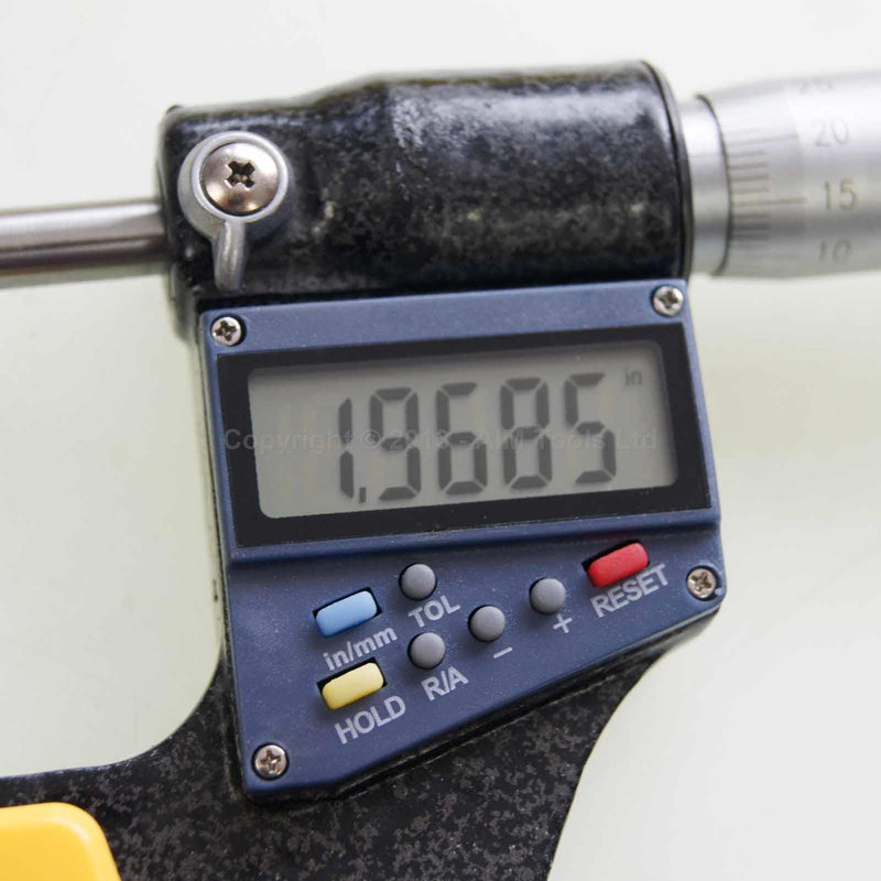 Digital Micrometer 0-25mm to 75-100mm