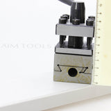 40207066 2 Ways Mini Lathe Tool Post Vice Clamp 50x50mm