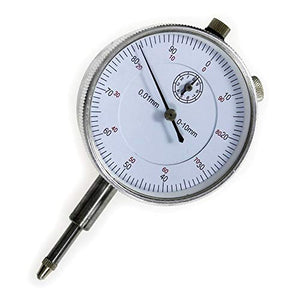 401120 Metric Dial Gauge Test Indicator 0-10 mm